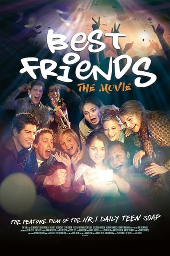 Poster of Best Friends – The Movie
