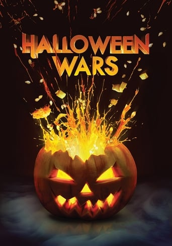 Poster of Halloween Wars