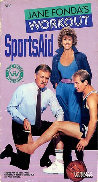 Poster of Jane Fonda's Sports Aid
