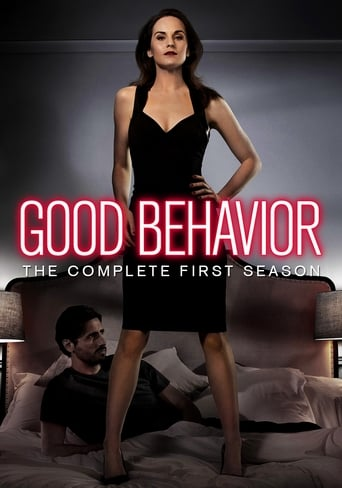 Geras elgesys / Good Behavior (2016) 1 Sezonas LT SUB