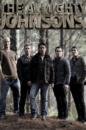 Poster of The Almighty Johnsons
