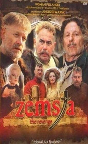 Poster of Zemsta