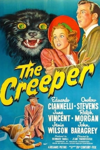 Poster of The Creeper