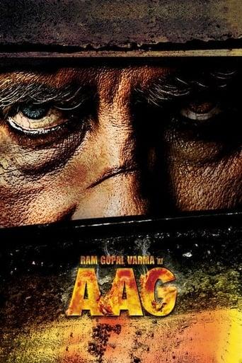 Poster of Ram Gopal Varma Ki Aag