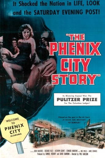 Poster of The Phenix City Story