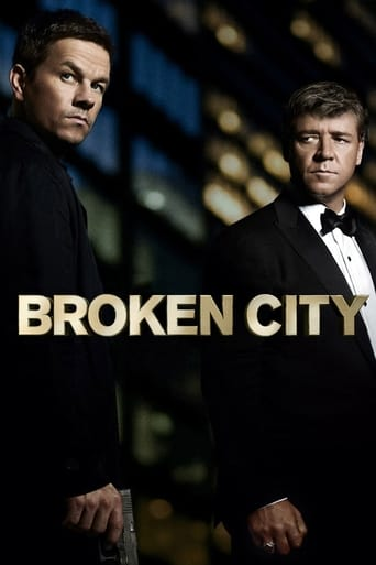 Poster of Broken City