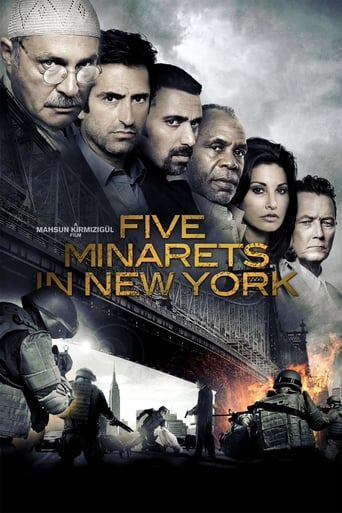 Poster of Five Minarets in New York