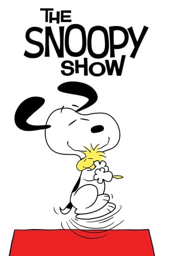 Poster The Snoopy Show