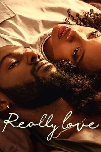 Really Love - Poster