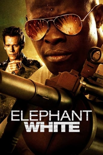 Elephant White (2011) - poster
