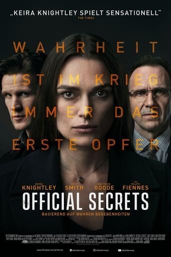 Official Secrets - Drama / 2019 / ab 6 Jahre