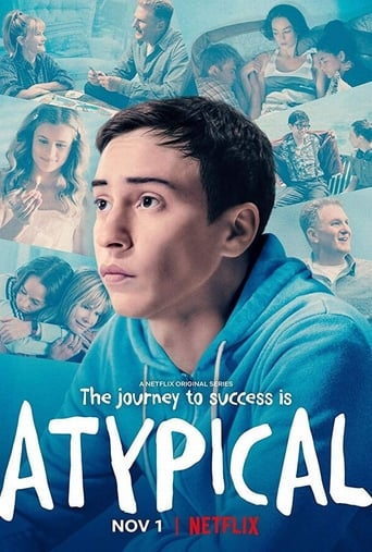 Atypical 3ª Temporada Completa Torrent (2019) Dual Áudio 5.1 WEB-DL 720p | 1080p Legendado – Download