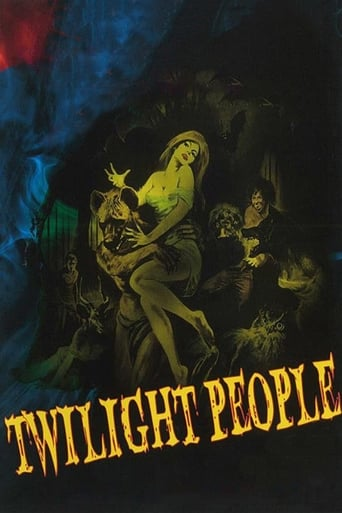 Poster of The Twilight People