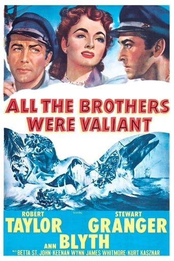 Poster of All the Brothers Were Valiant