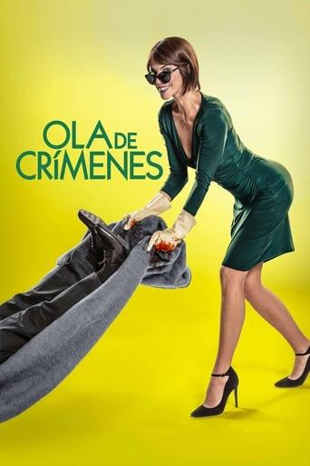 Poster of Ola de crímenes
