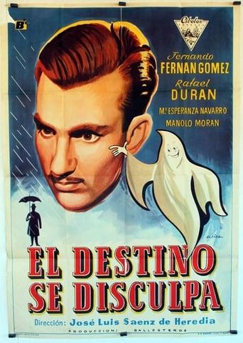 Poster of El destino se disculpa