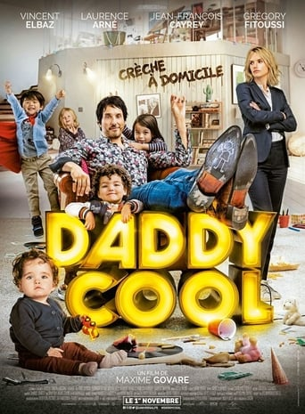 Poster of Daddy Cool fragman