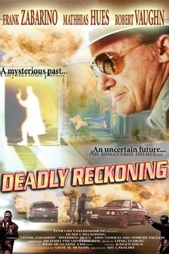 Poster of Deadly Reckoning