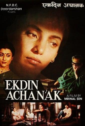 Poster of Ek Din Achanak