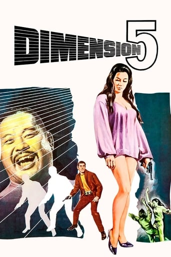 Poster of Dimension 5