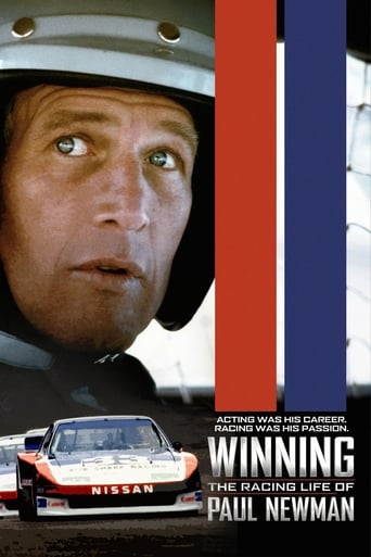Poster of Winning: The Racing Life of Paul Newman