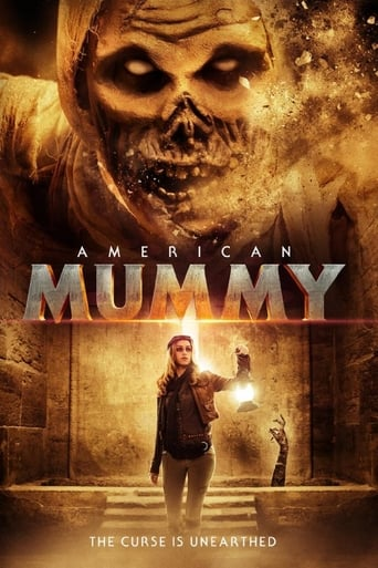 Poster of American Mummy
