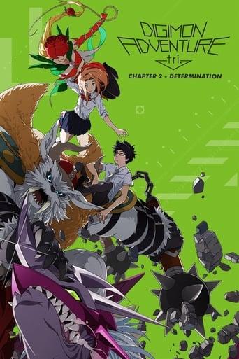 Digimon Adventure tri. Chapter 2: Determination - Animation / 2017 / ab 6 Jahre