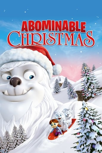 Poster of Abominable Christmas