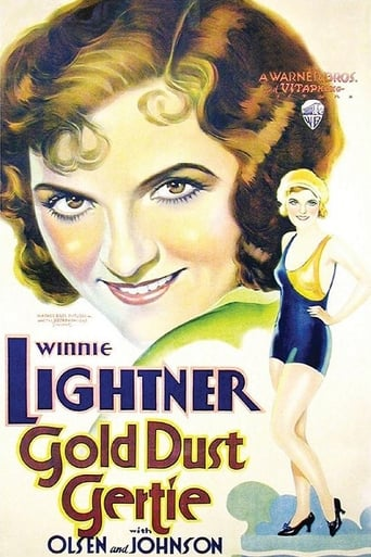 Poster of Gold Dust Gertie