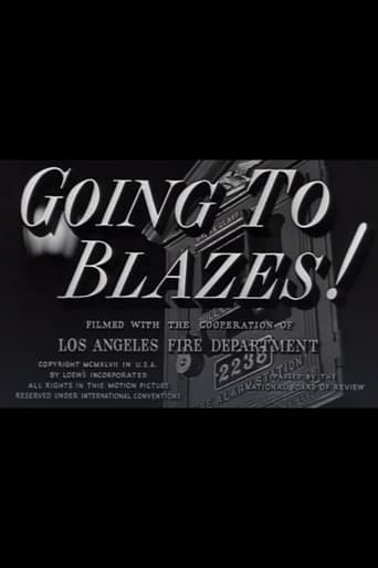 Going to Blazes! / Going to Blazes!