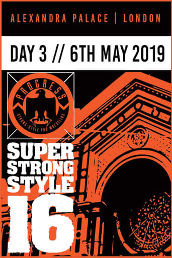 Poster of PROGRESS Chapter 88: Super Strong Style 16 - Day 3