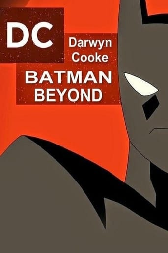 Poster of Batman Beyond Darwyn Cooke's Batman 75th Anniversary Short