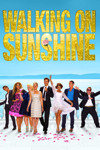 Poster of Walking on Sunshine