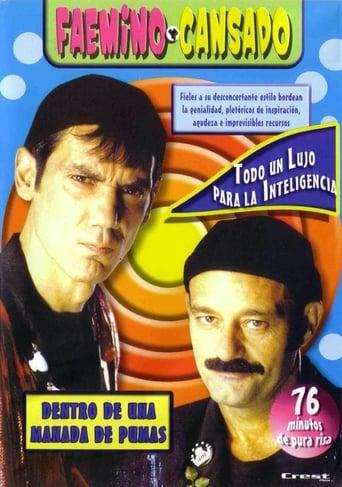 Poster of Faemino y Cansado: Dentro de una manada de pumas