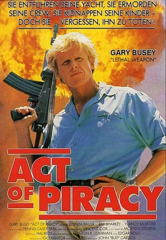 Poster of Act of Piracy