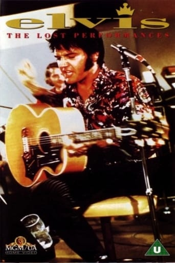 Watch Elvis: The Lost Performances Free Movie Online