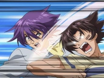 The Strongest Transformation! Rhythmn Ryouzanpaku!