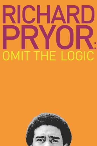 Poster of Richard Pryor: Omit the Logic