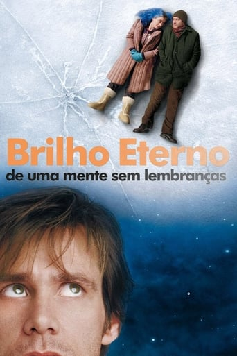 Brilho Eterno de uma Mente sem Lembranças - Poster