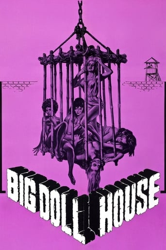 Poster of The Big Doll House