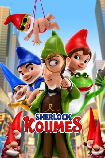 Poster of Sherlock Koumes