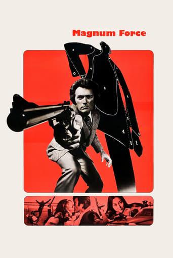 Magnum Force (1973) - poster