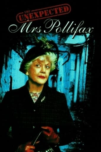Poster of The Unexpected Mrs. Pollifax