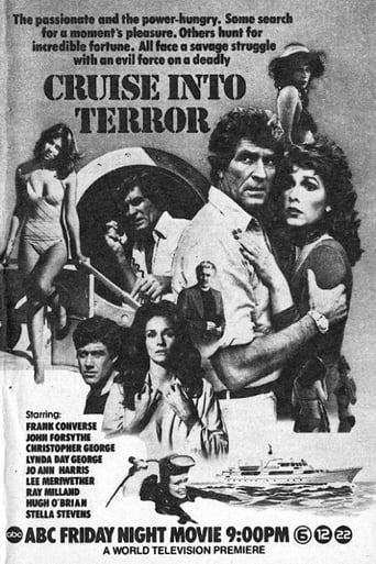 Poster of Cruise Into Terror