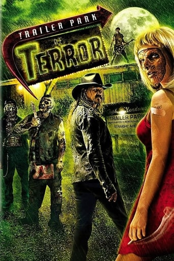 Poster of Trailer Park of Terror