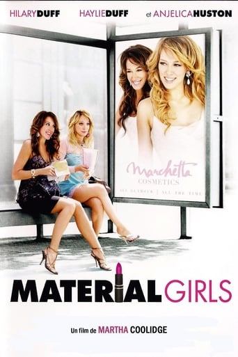 Poster of Material Girls