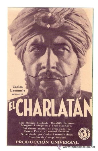 Poster of The Charlatan
