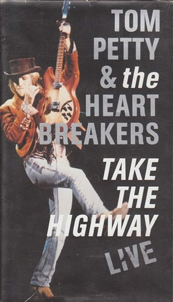 Poster of Tom Petty and the Heartbreakers: Take the Highway Live
