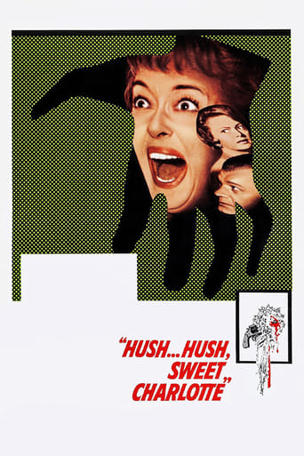 Poster of Hush... Hush, Sweet Charlotte