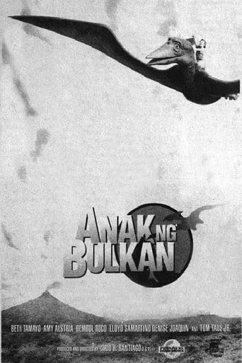 Poster of Anak Ng Bulkan